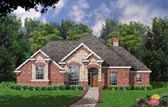 Plan Number 77081 - 2165 Square Feet