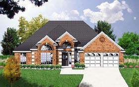House Plan 77082