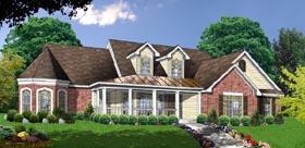 House Plan 77086