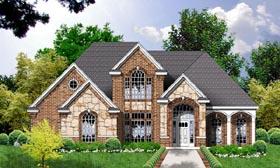 House Plan 77087