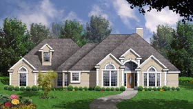 House Plan 77089