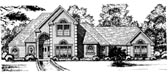 Plan Number 77098 - 2370 Square Feet