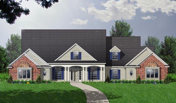 House Plan 77116
