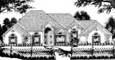 Plan Number 77117 - 2585 Square Feet
