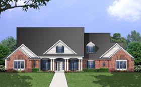 House Plan 77125
