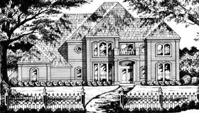 House Plan 77131