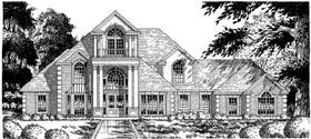 House Plan 77133