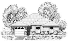 House Plan 77139