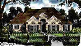 Plan Number 77146 - 1841 Square Feet