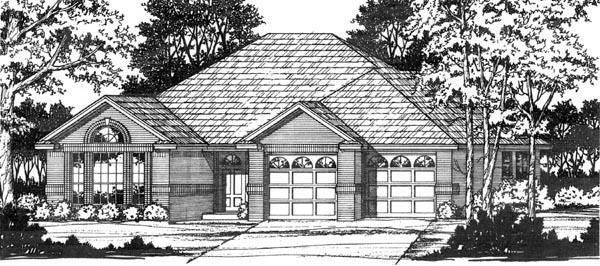 House Plan 77159