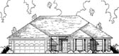 Plan Number 77167 - 1692 Square Feet