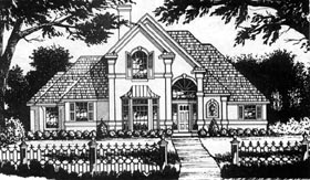 House Plan 77172