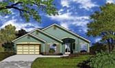 Plan Number 77327 - 1902 Square Feet