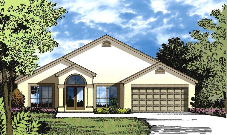 House Plan 77335