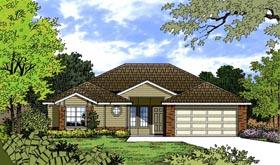 House Plan 77340