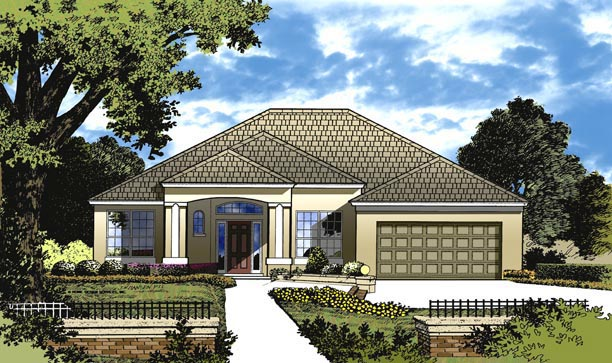House Plan 77345