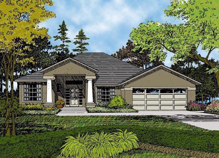 House Plan 77346