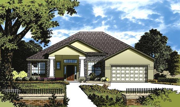 House Plan 77347