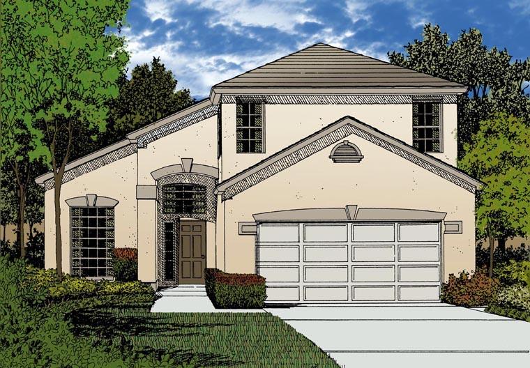 House Plan 77348