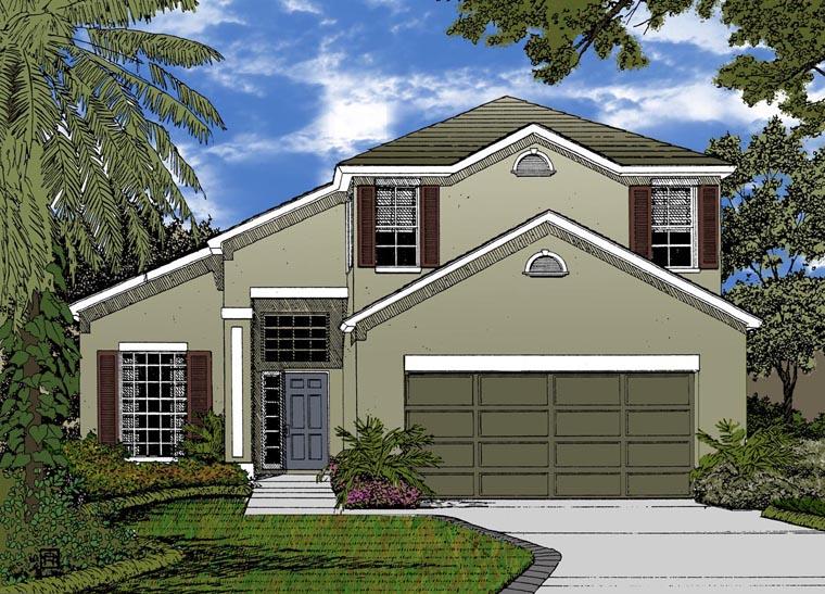 House Plan 77349