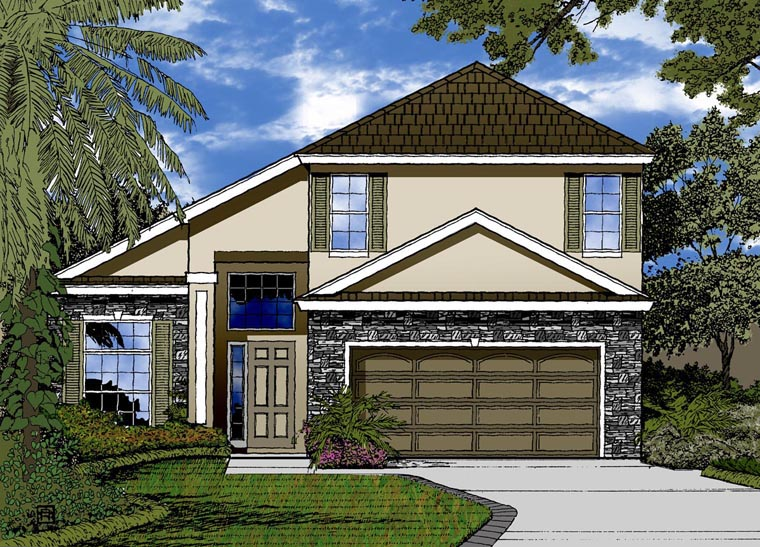 House Plan 77350
