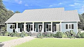 House Plan 77403