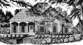 House Plan 77720
