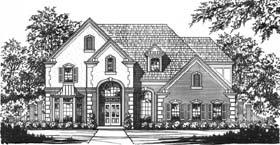 House Plan 77735