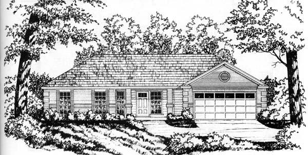 House Plan 77737