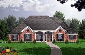 House Plan 77741