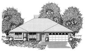 House Plan 77747