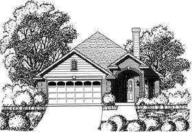 House Plan 77749