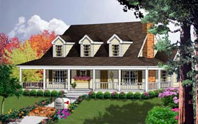 House Plan 77753
