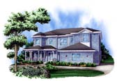 Plan Number 78101 - 4746 Square Feet