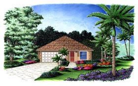House Plan 78107