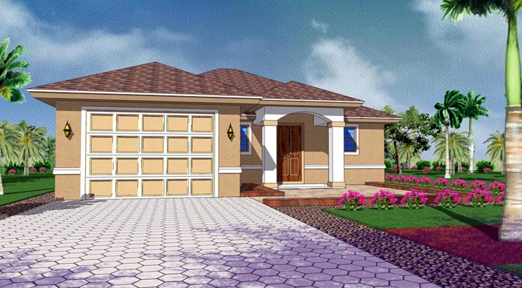 House Plan 78108