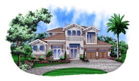 Plan Number 78113 - 3593 Square Feet