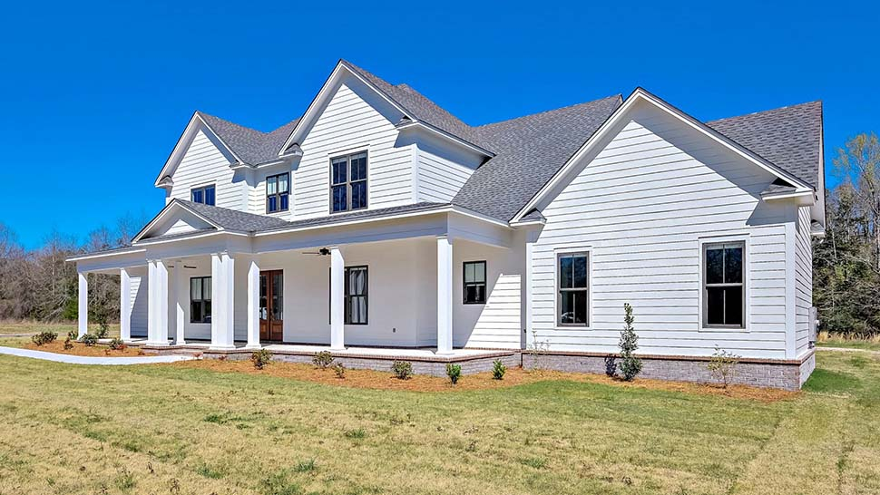 Country, Farmhouse, Traditional House Plan 78511 with 4 Beds, 5 Baths, 2 Car Garage Picture 1