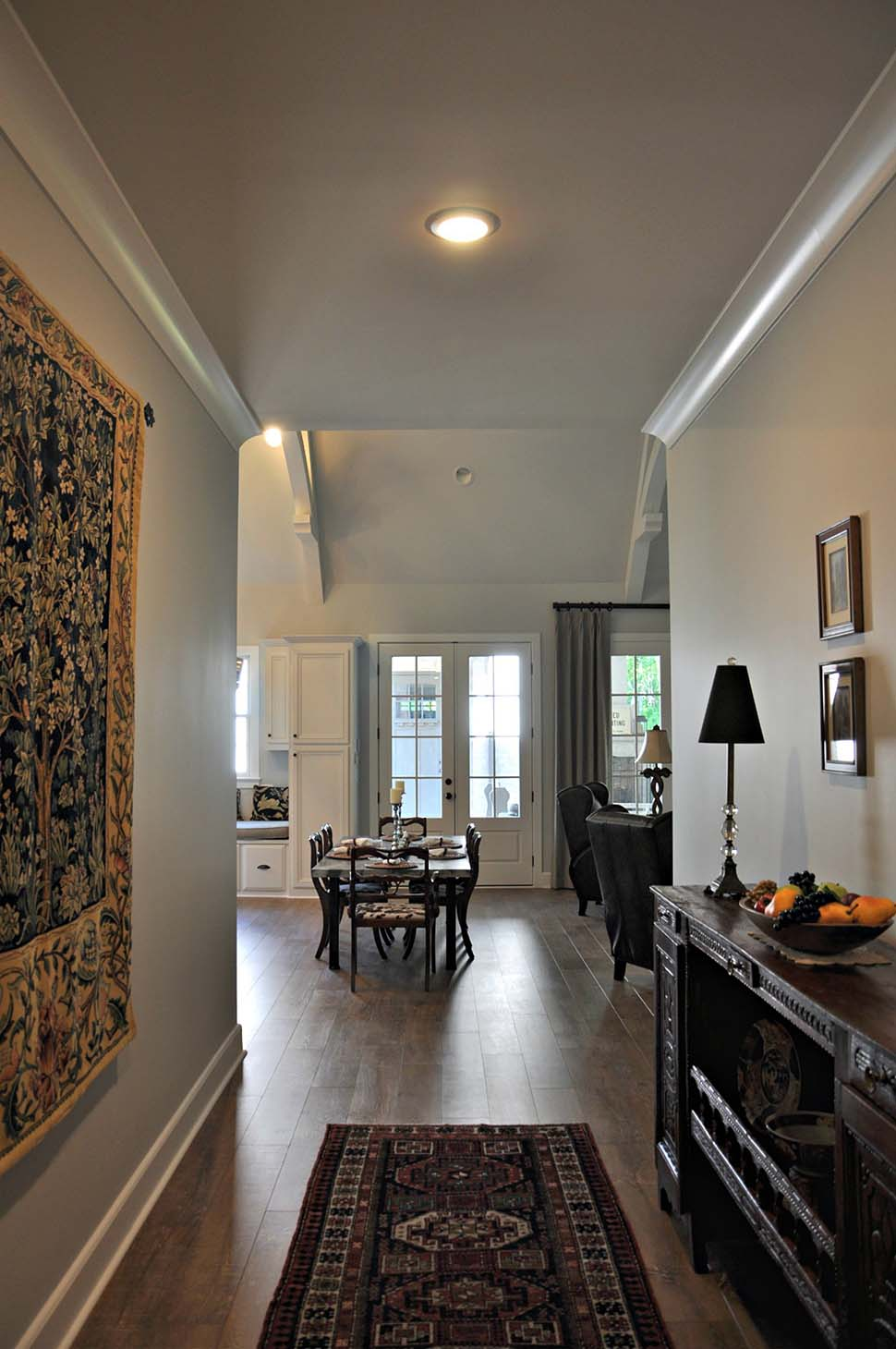 Bungalow, Cottage, Craftsman, European, Tudor House Plan 78516 with 3 Beds, 3 Baths, 2 Car Garage Picture 11