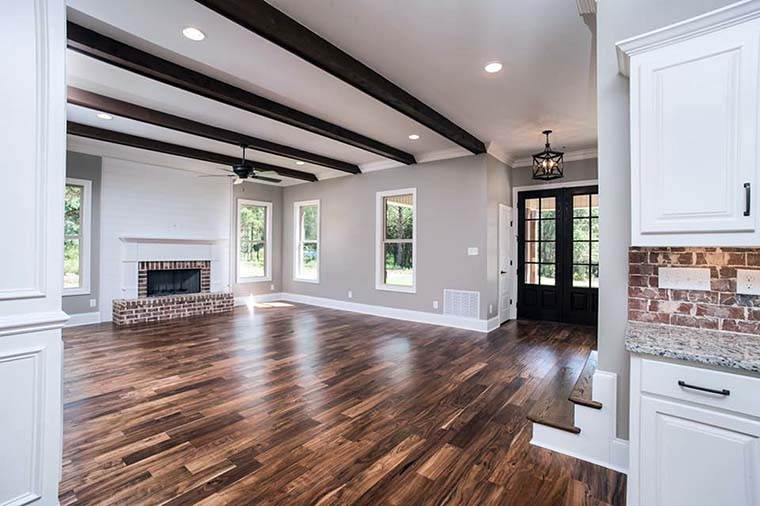 Farmhouse, Ranch, Traditional House Plan 78523 with 4 Beds, 3 Baths, 2 Car Garage Picture 5