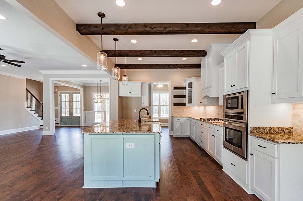 Bungalow, Country, Craftsman, Farmhouse, Traditional House Plan 78524 with 4 Beds, 3 Baths, 2 Car Garage Picture 7