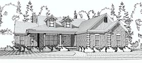 Plan Number 78600 - 3572 Square Feet