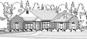 Traditional House Plan 78611 Elevation
