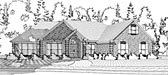 Plan Number 78613 - 2486 Square Feet