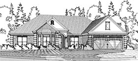 House Plan 78614