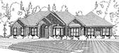 Plan Number 78619 - 2804 Square Feet