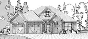 House Plan 78632