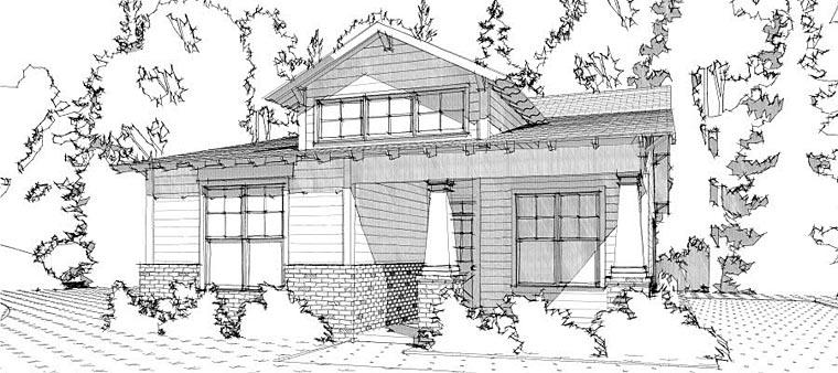 House Plan 78635