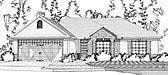 House Plan 78636