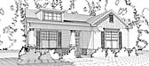 House Plan 78637